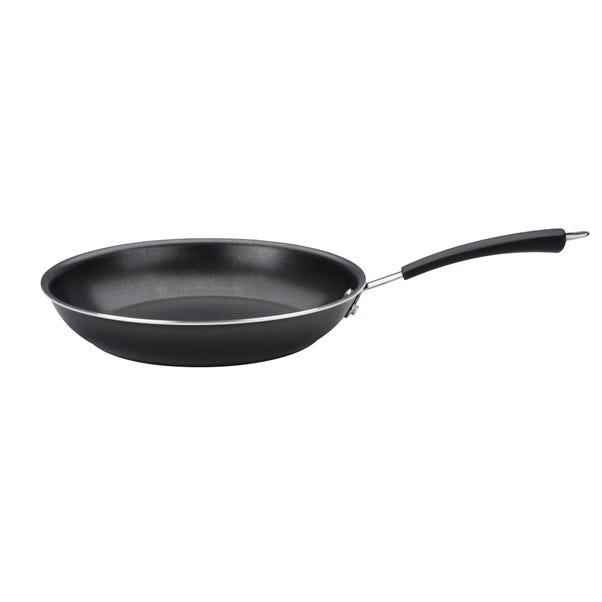 Prestige Diamond Induction 28cm Frying Pan Black
