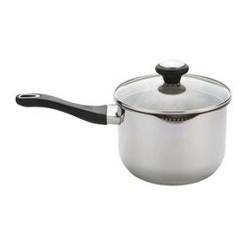 Prestige Strain Away 18cm Saucepan