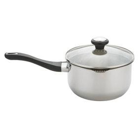 Prestige Strain Away 20cm Saucepan