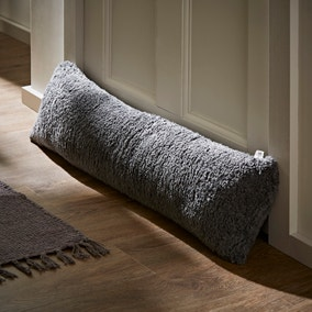 Teddy Bear Charcoal Draught Excluder