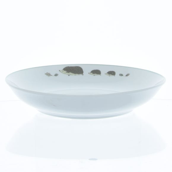 Hedgehog Pasta Bowl Brown