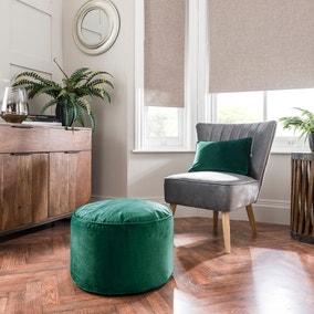 Isla Pouffe - Emerald