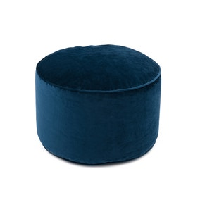 Isla Pouffe - Midnight Blue