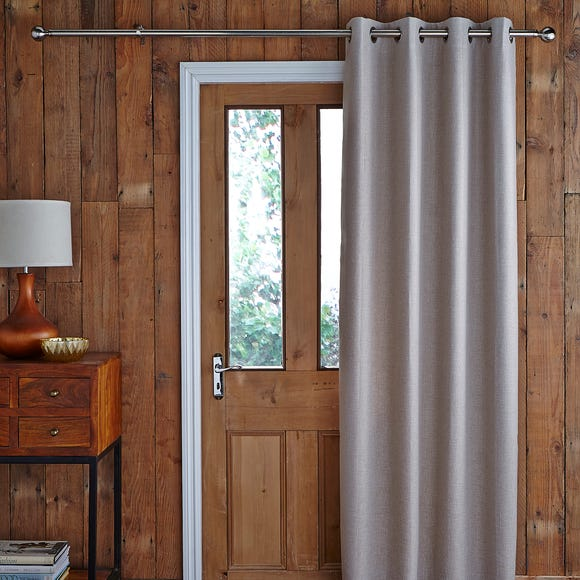 Jennings Natural Thermal Door Curtain  undefined