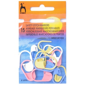 Assorted Safety Stitch Markers