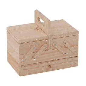 Cantilever Box with Drawer