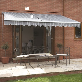 Greenhurst Berkeley 3m Easy Fit Awning