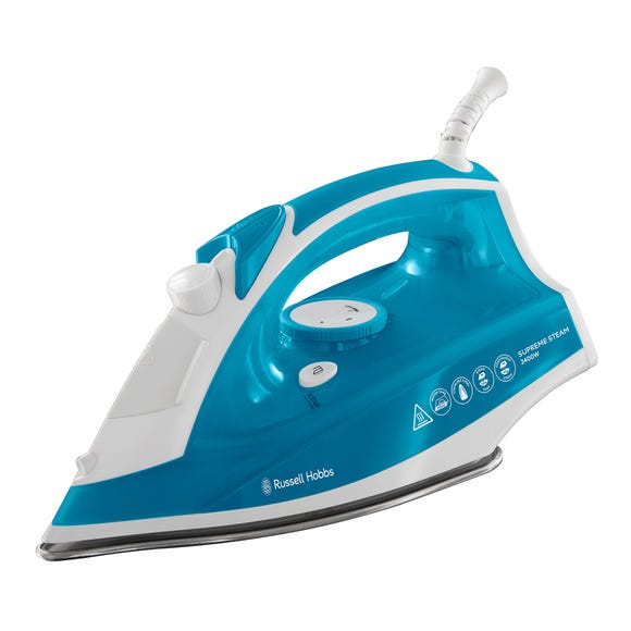 Russell Hobbs Supreme Steam Iron Blue