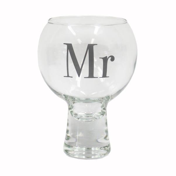 Mr Gin Glass Clear