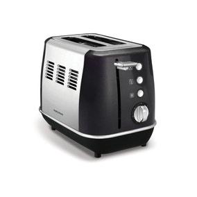 Morphy Richards Evoke 2 Slice Black Toaster