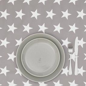 Grey Stars PVC