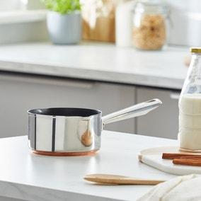 Infinity Copper Base 16cm Milk Pan
