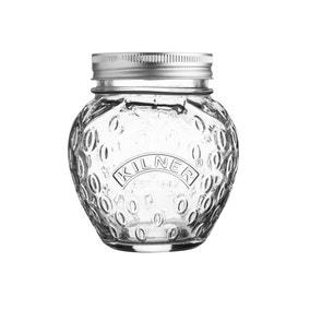 Kilner Strawberry 400ml Fruit Preserve Jar