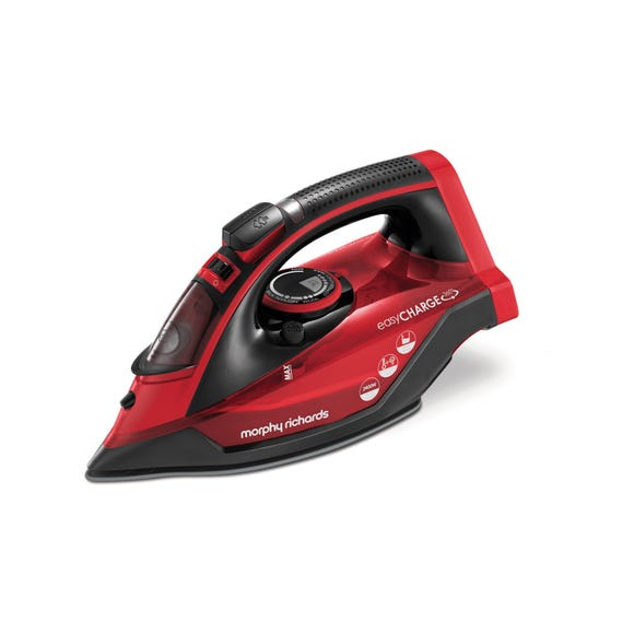 Morphy Richards Cordless Iron Red