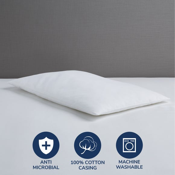 Fogarty Little Sleepers Forever Fresh Antibacterial Cot Bed Pillow