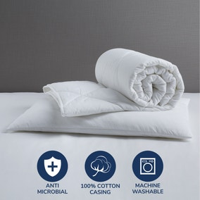 Fogarty Little Sleepers Forever Fresh Antibacterial 4 Tog Duvet and Pillow Set