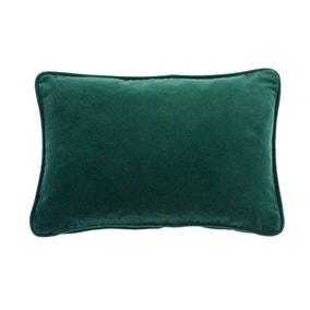 Clara Cotton Velvet Rectangular Cushion