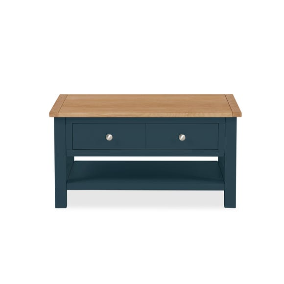 Bromley Blue Coffee Table Blue