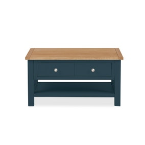Bromley Blue Coffee Table