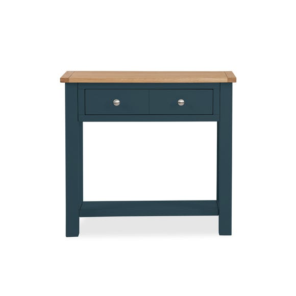 Bromley Blue Console Table Blue