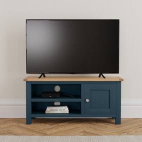 Bromley Blue TV Stand