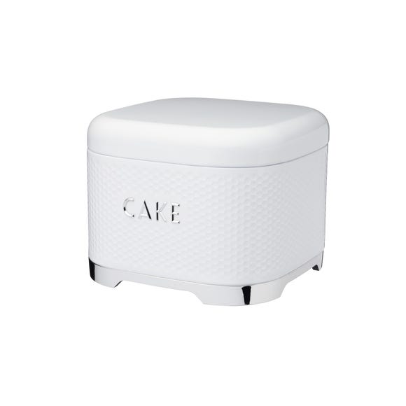 Lovello White Cake Tin White