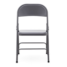 Rory Folding Chair - Grey