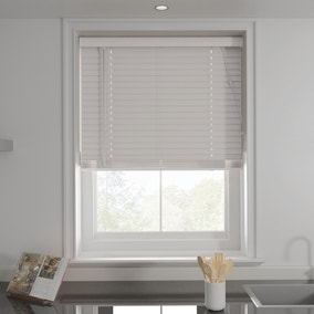 Dove Grey 50mm Slats Venetian Blind