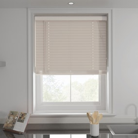 Putty 50mm Slats Venetian Blind
