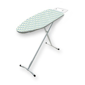 Addis Geometric Spot Compact Ironing Board