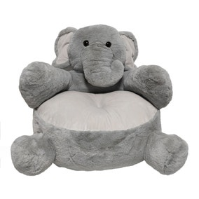 Elephant Sitting Plush