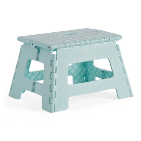 Small Duck Egg Step Stool