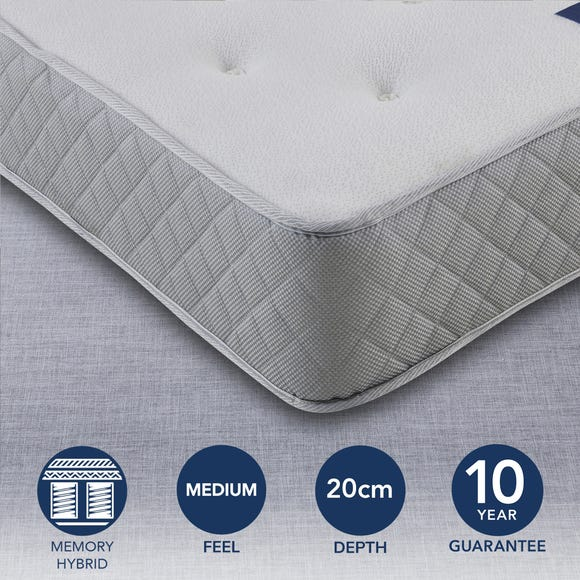 Fogarty Memory Coil Mattress  undefined