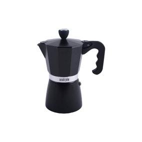 La Cafetiere 6 Cup Black Classic Espresso Maker