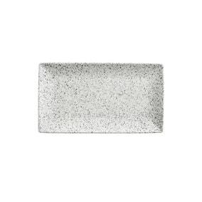 Maxwell & Williams Caviar Speckle Rectangular Serving Platter