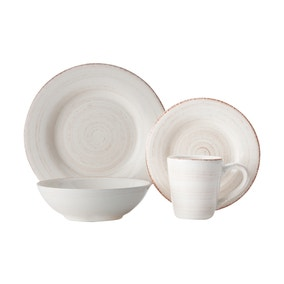 Maxwell & Williams Casa Domani 16 Piece Dinner Set