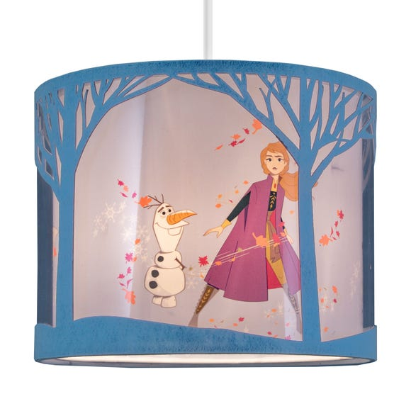 Frozen 2 Pendant Shade MultiColoured undefined