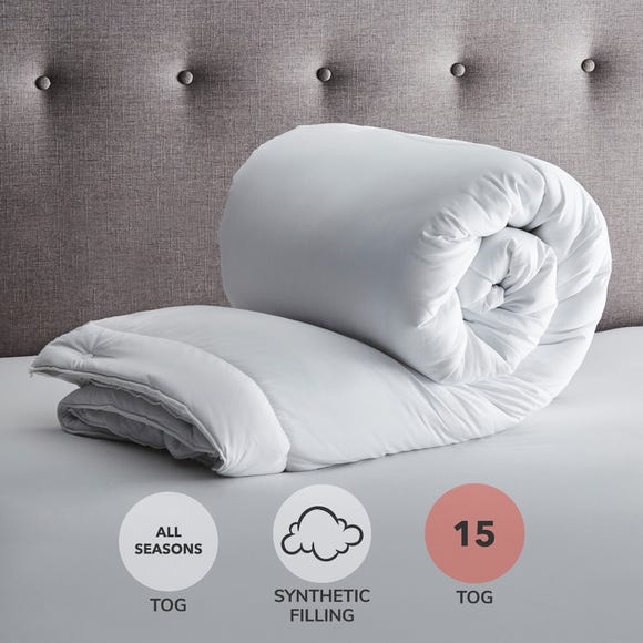 Fogarty All Seasons 15 Tog Duvet  undefined