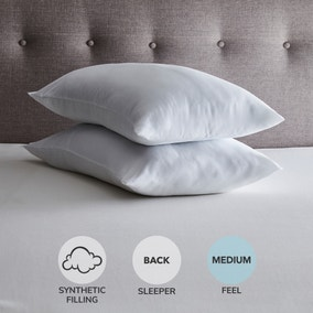 Fogarty Soft and Cosy Medium-Support Pillow Pair