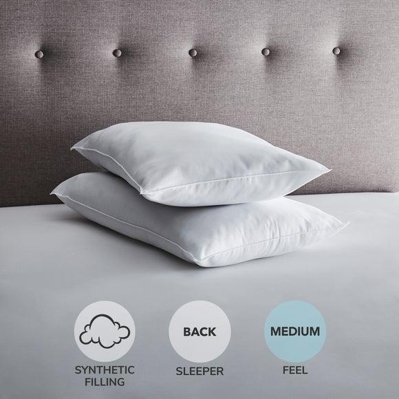 Feather Pillow & Memory Foam Pillows