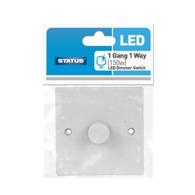 Status LED Bulbs Dimmer Switch