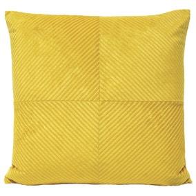 Paoletti Large Infinity Honey Textured Cushion