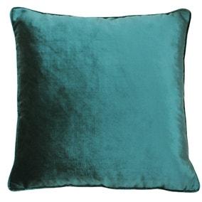 Paoletti Luxe Velvet Jade Cushion