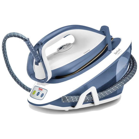 Tefal Liberty 2000W Steam Generator Iron Blue