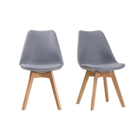 Vichy Set of 2 Dining Chairs