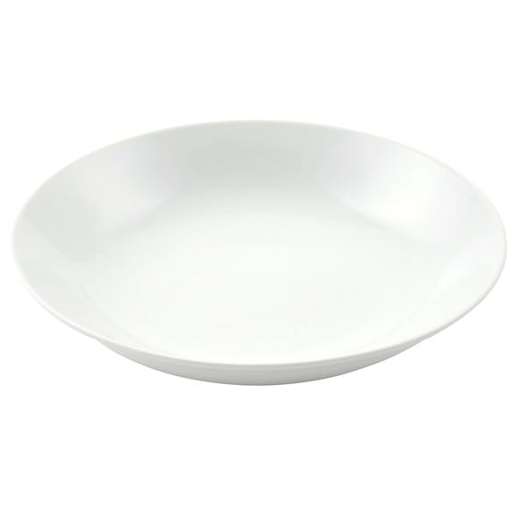 Purity Pasta Dish White