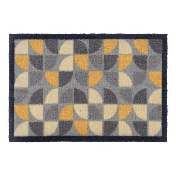 Marvel Geometric Doormat  undefined