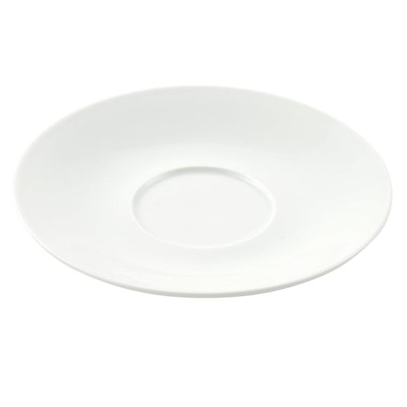 Purity Saucer White