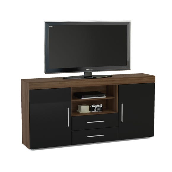 Edgeware Sideboard Walnut (Brown)