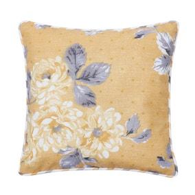 Ashbourne Ochre Cushion